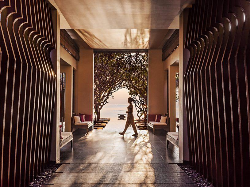 One&Only Reethi Rah Luxury Resort - North Male Atoll, Maldives - Reethi Entrance