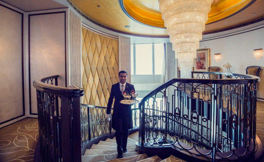 The St. Regis Abu Dhabi Luxury Hotel - Abu Dhabi, United Arab Emirates - Private Room Service