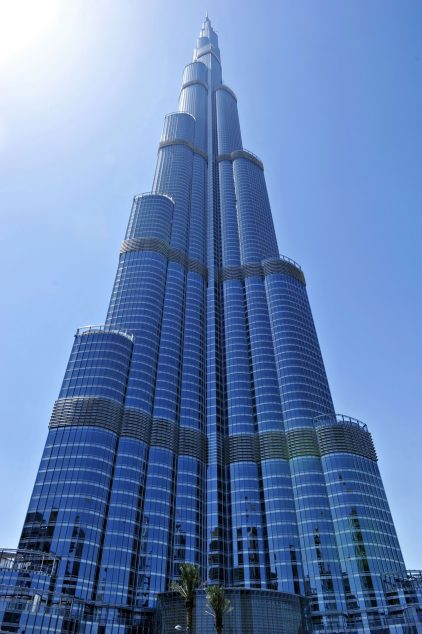 Armani Hotel Dubai - Burj Khalifa, Dubai, UAE - Burj Khalifa Skyscraper