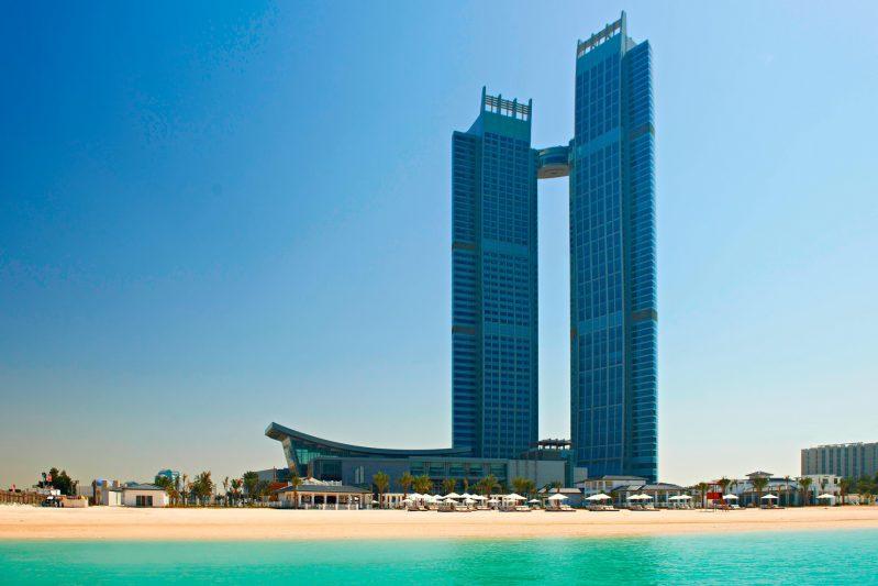 The St. Regis Abu Dhabi Luxury Hotel - Abu Dhabi, United Arab Emirates - Exterior