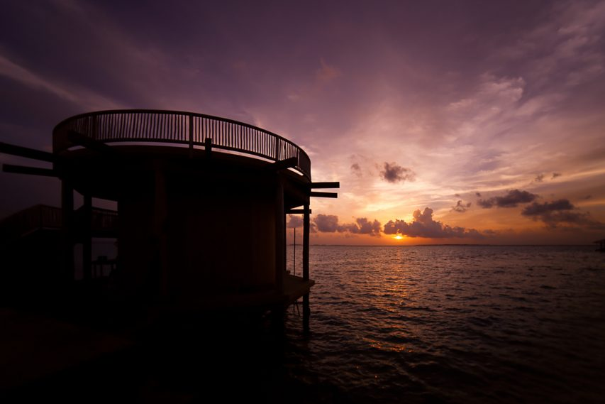 Soneva Jani Luxury Resort - Noonu Atoll, Medhufaru, Maldives - So Starstruck Overwater Dining Sunset