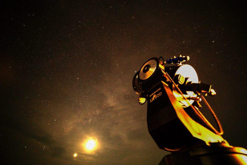 Soneva Jani Luxury Resort - Noonu Atoll, Medhufaru, Maldives - So Starstruck Night Telescope Stars