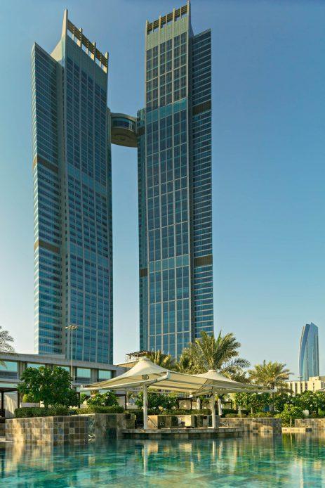 The St. Regis Abu Dhabi Luxury Hotel - Abu Dhabi, United Arab Emirates - Nation Riviera Beach Club Pool