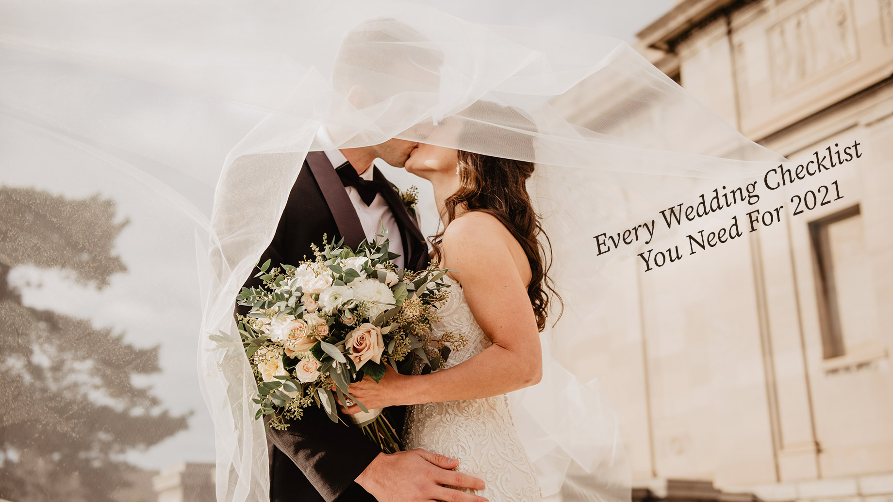 Every Wedding Checklist You Need For 2021