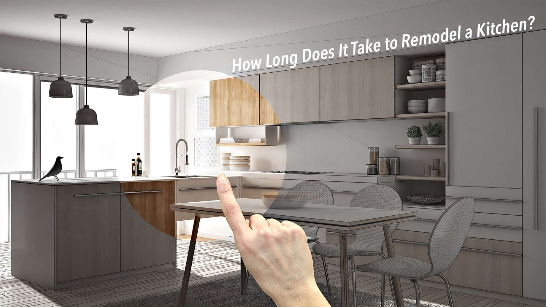 How Long Does It Take to Remodel a Kitchen? The Basics Explained