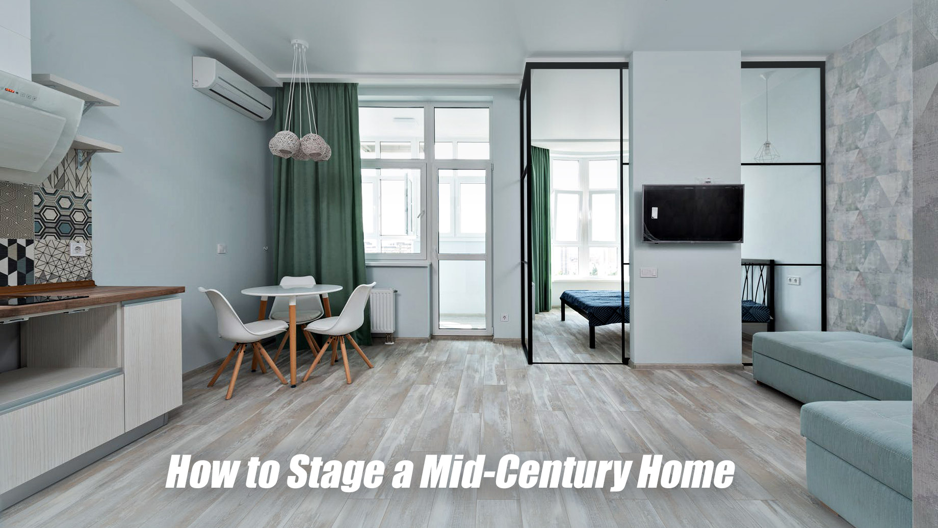 How to Stage a Mid-Century Home