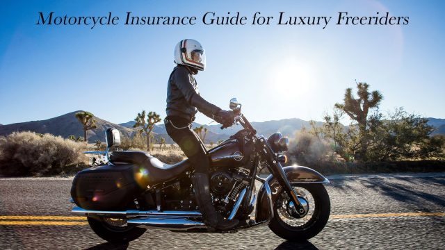 Motorcycle Insurance Guide for Luxury Freeriders