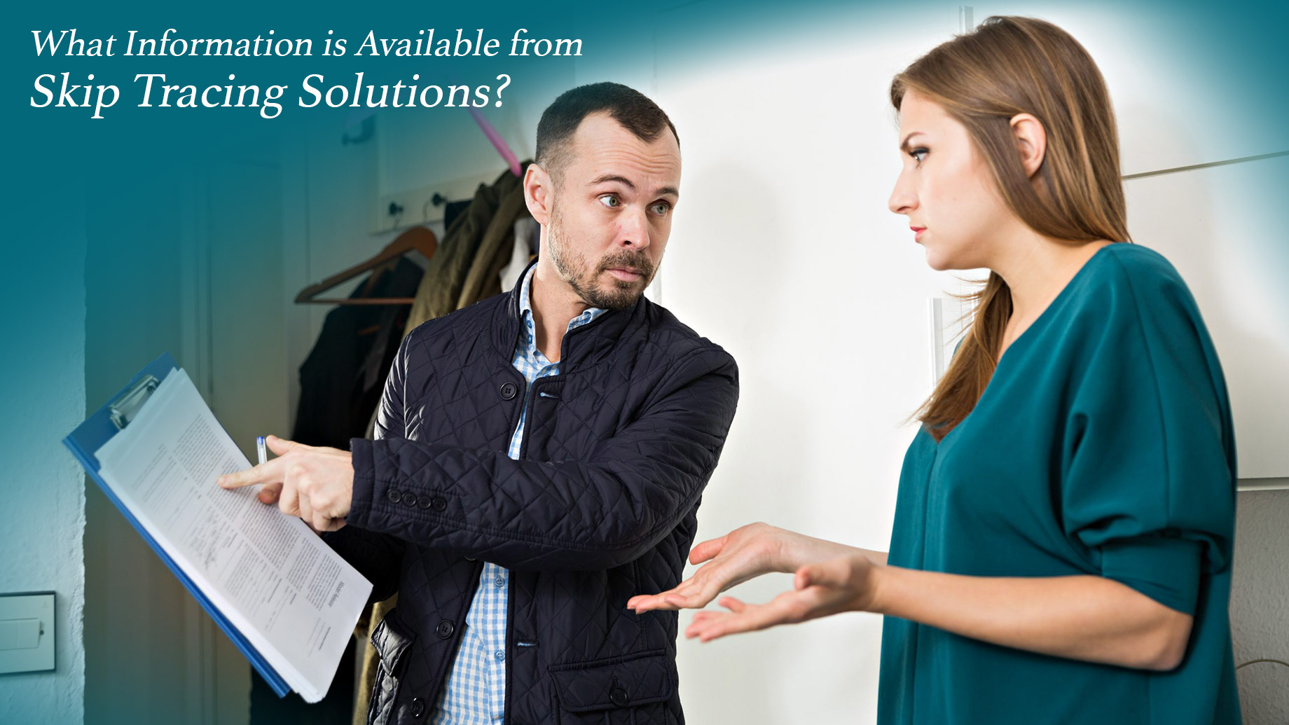 What Information is Available from Skip Tracing Solutions?