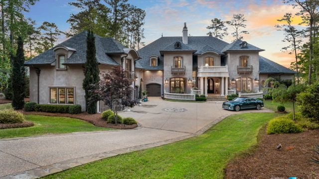 1200 Parrotts Cove Rd, Greensboro, GA, USA - Luxury Real Estate - Lake Oconee Mansion