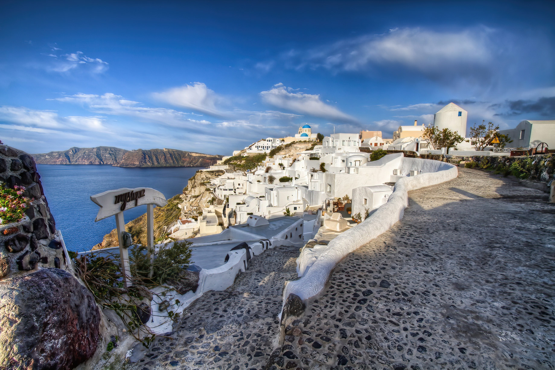 Mystique Luxury Hotel Santorini – Oia, Santorini Island, Greece