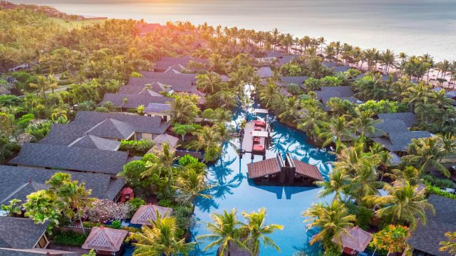 The St. Regis Bali Luxury Resort - Bali, Indonesia