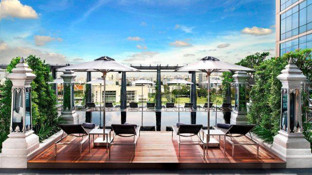 The St. Regis Bangkok Luxury Hotel - Bangkok, Thailand