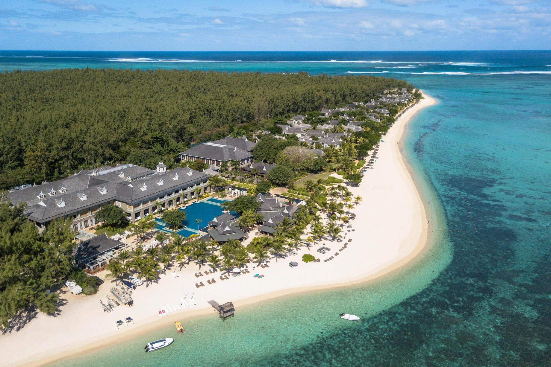 The St. Regis Mauritius Luxury Resort - Mauritius