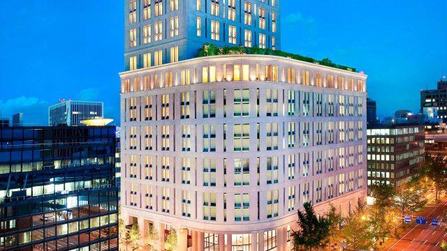 The St. Regis Osaka Luxury Hotel - Osaka, Japan