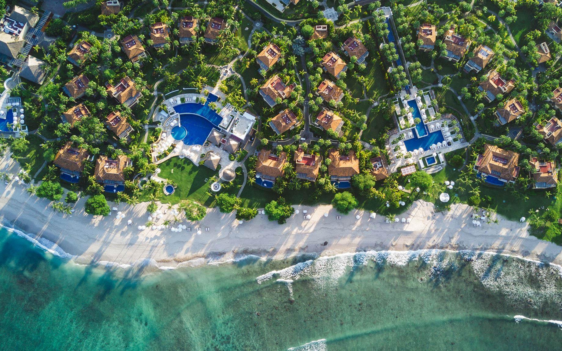 The St. Regis Punta Mita Luxury Resort - Nayarit, Mexico