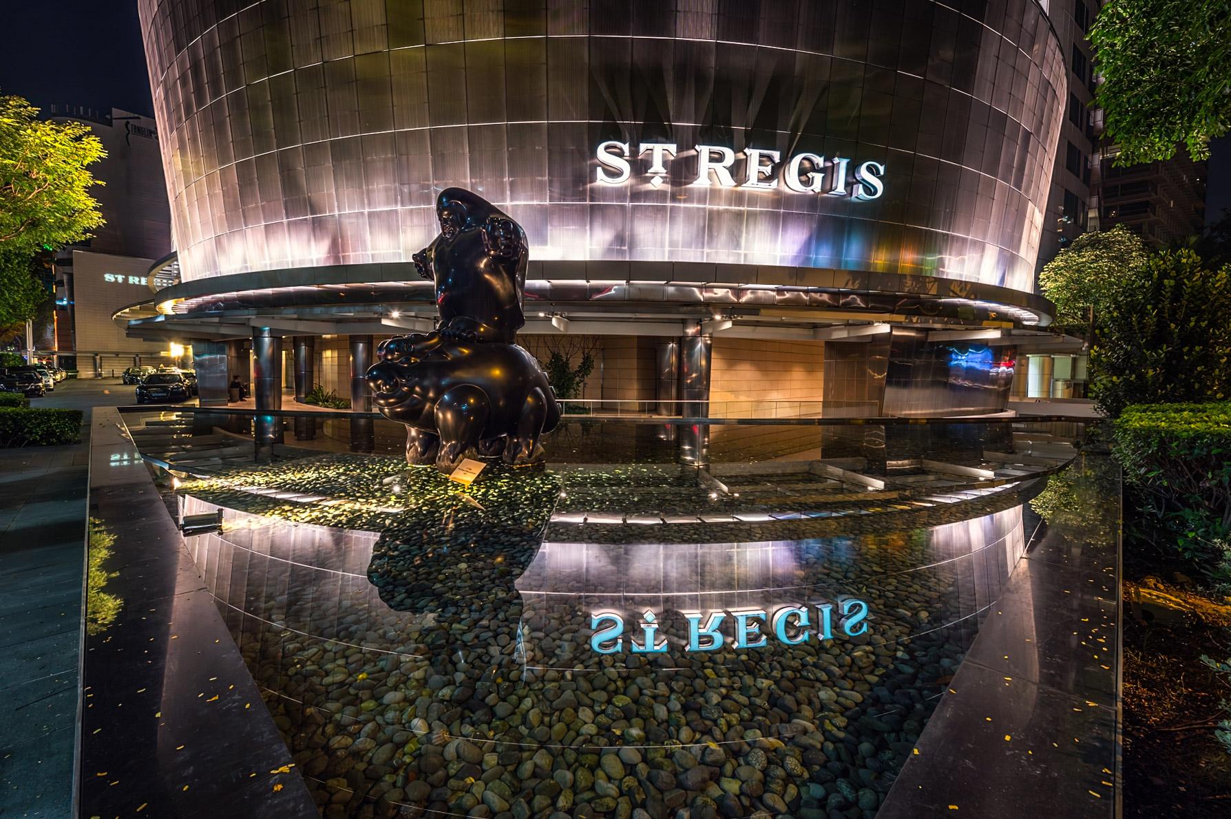 The St. Regis Singapore Luxury Hotel - Singapore
