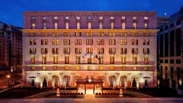 The St. Regis Washington D.C. Luxury Hotel - Washington, DC, USA