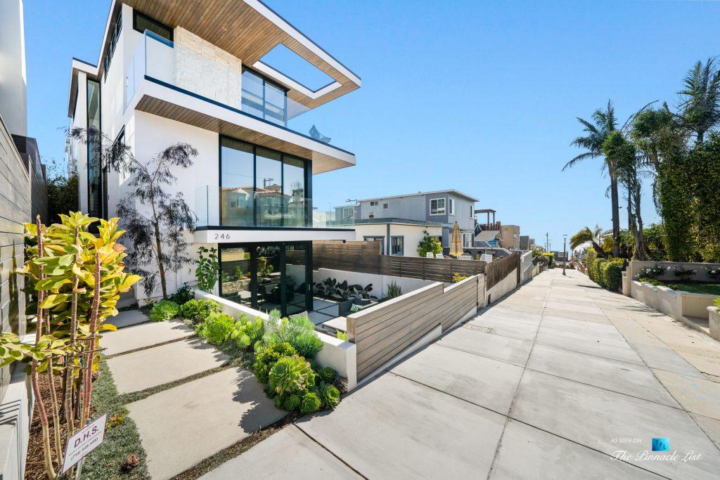 246 30th Street, Hermosa Beach, CA, USA - Exterior Front