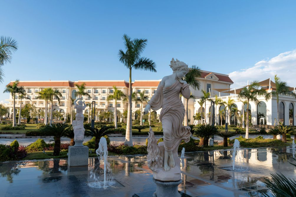 The St. Regis Almasa Luxury Hotel - Cairo, Egypt - Hotel Exterior