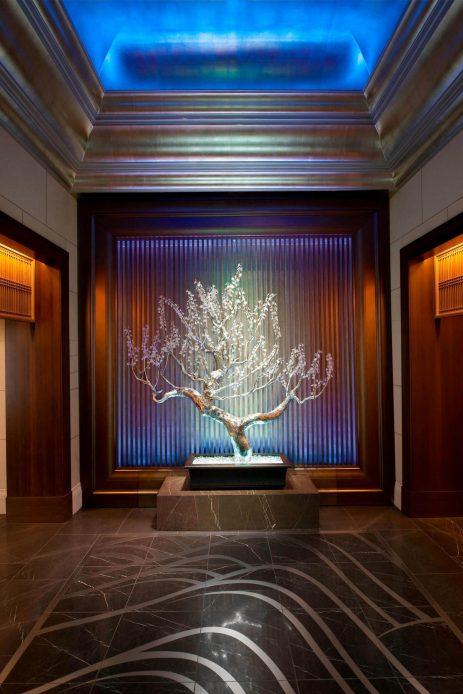 The St. Regis Osaka Luxury Hotel - Osaka, Japan - Lobby