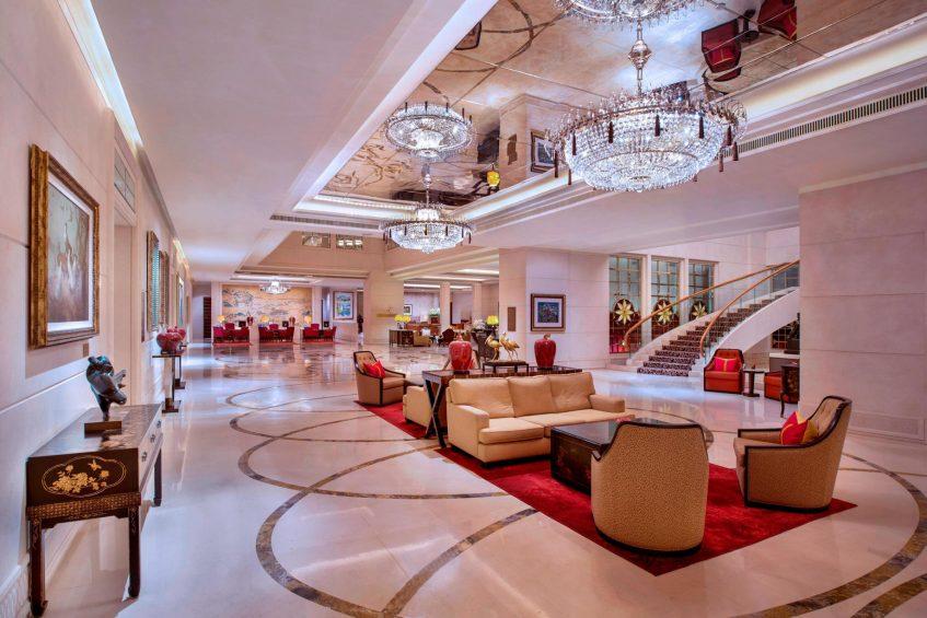 The St. Regis Singapore Luxury Hotel - Singapore - Lobby