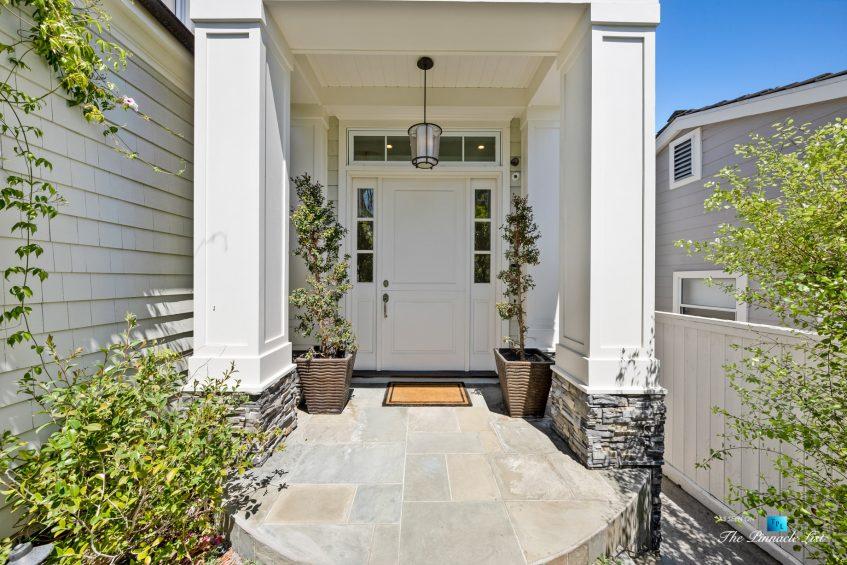 877 8th Street, Manhattan Beach, CA, USA - Front Door