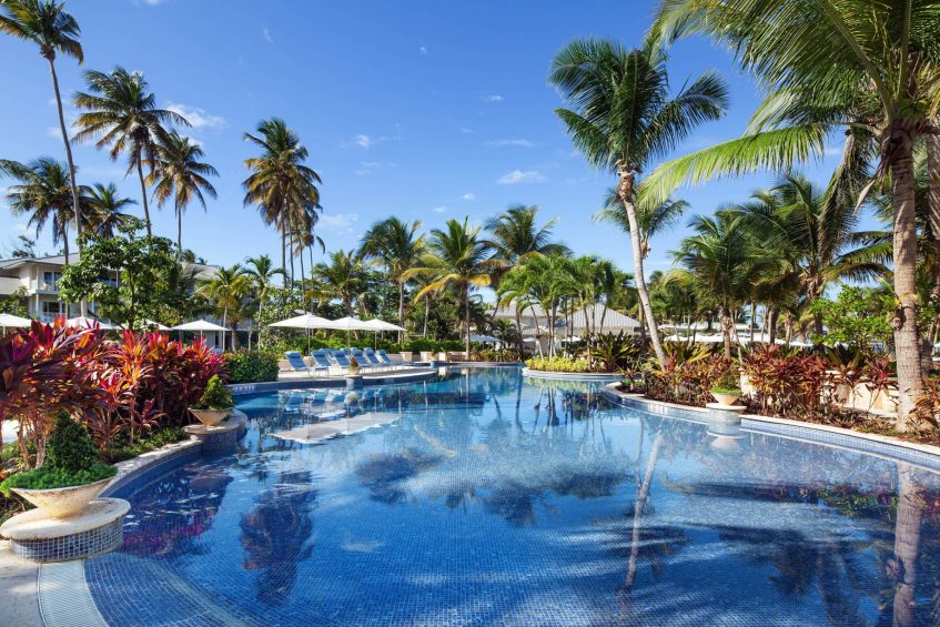 The St. Regis Bahia Beach Luxury Resort - Rio Grande, Rio Grande, Puerto Rico - Outdoor Pool