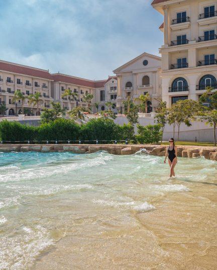 The St. Regis Almasa Luxury Hotel - Cairo, Egypt - Hotel Exterior Pool