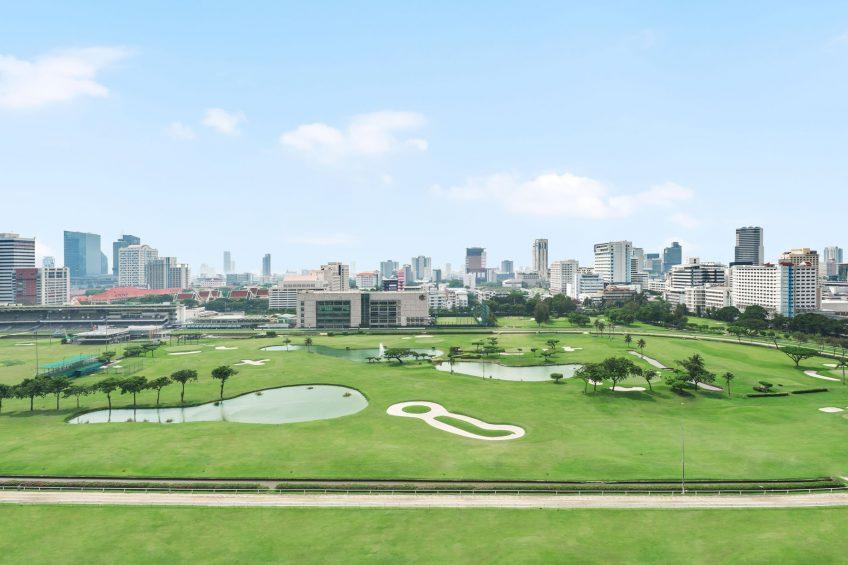 The St. Regis Bangkok Luxury Hotel - Bangkok, Thailand - Guest Room Golf Course View