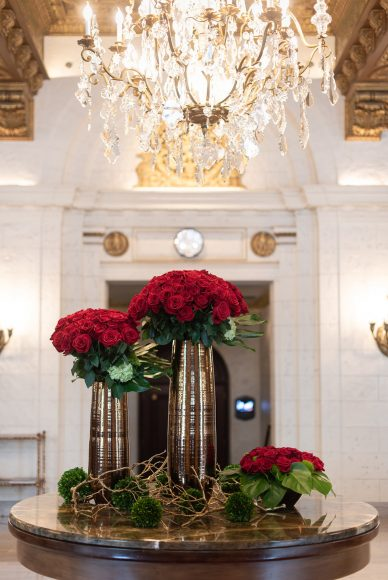 The St. Regis Washington D.C. Luxury Hotel - Washington, DC, USA - Lobby