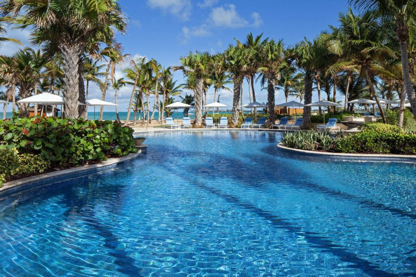 The St. Regis Bahia Beach Luxury Resort - Rio Grande, Puerto Rico - Outdoor Pool