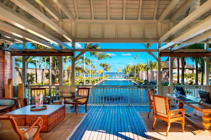 The St. Regis Mauritius Luxury Resort - Mauritius - Welcome Pavilion