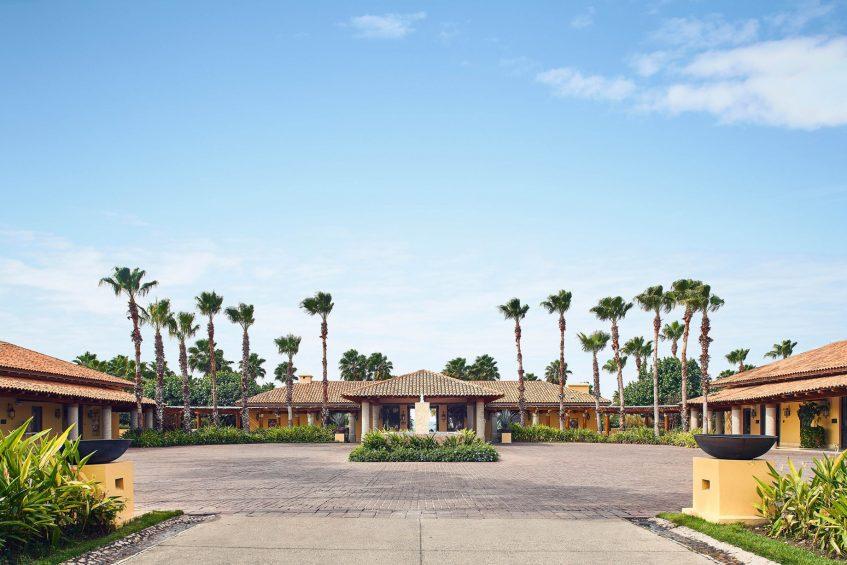 The St. Regis Punta Mita Luxury Resort - Nayarit, Mexico - The St. Regis Punta Mita Resort Main Entrance