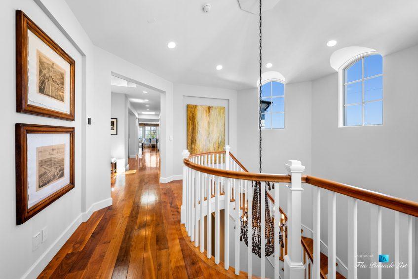 877 8th Street, Manhattan Beach, CA, USA - Upstairs Staircase