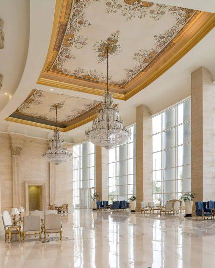 The St. Regis Almasa Luxury Hotel - Cairo, Egypt - Hotel Interior