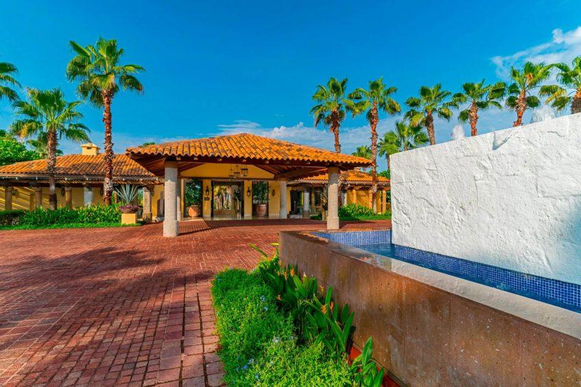 The St. Regis Punta Mita Luxury Resort - Nayarit, Mexico - Entrance