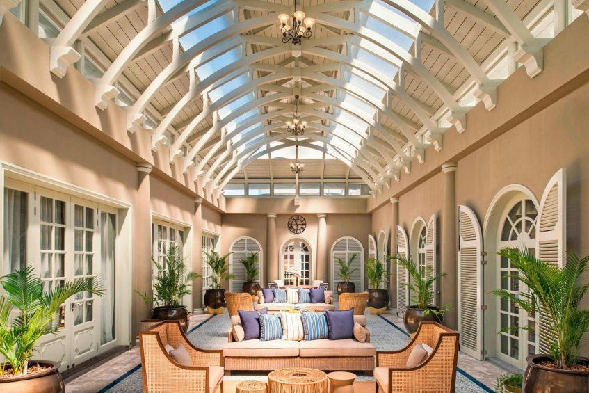 The St. Regis Mauritius Luxury Resort - Mauritius - The Conservatory
