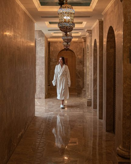 The St. Regis Almasa Luxury Hotel - Cairo, Egypt - Hotel Spa