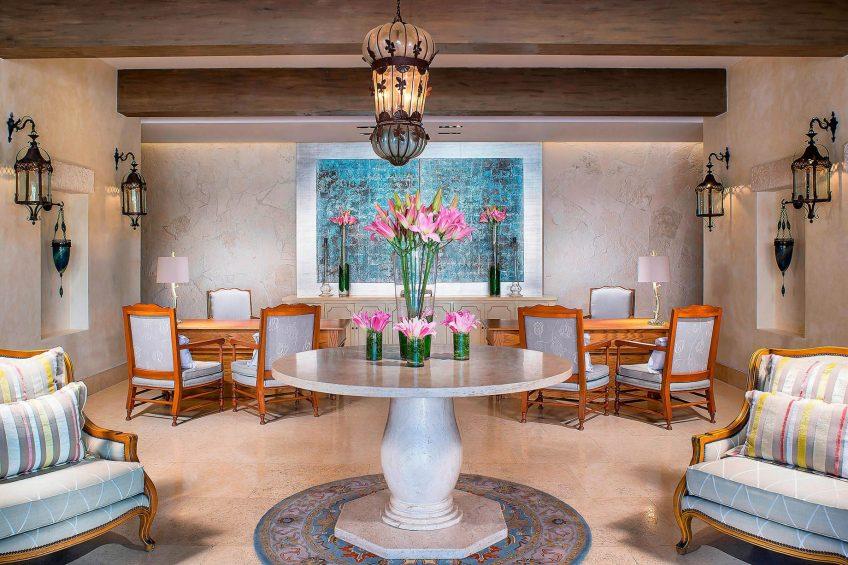 The St. Regis Punta Mita Luxury Resort - Nayarit, Mexico - Lobby