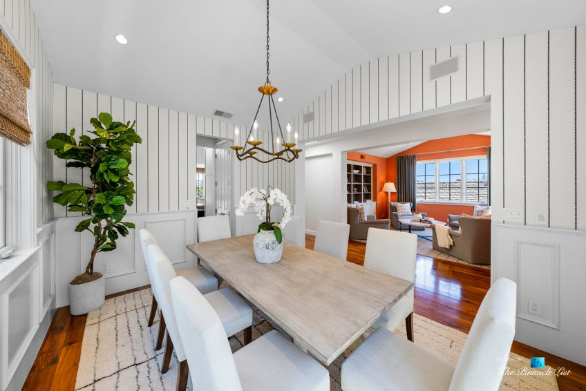 877 8th Street, Manhattan Beach, CA, USA - Dining Room and Reading Den