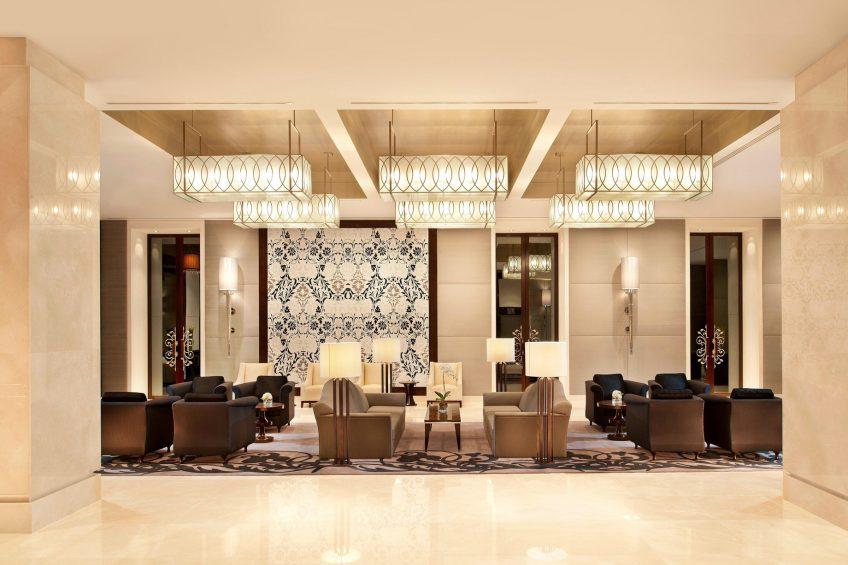 The St. Regis Bangkok Luxury Hotel - Bangkok, Thailand - Astor Level Foyer