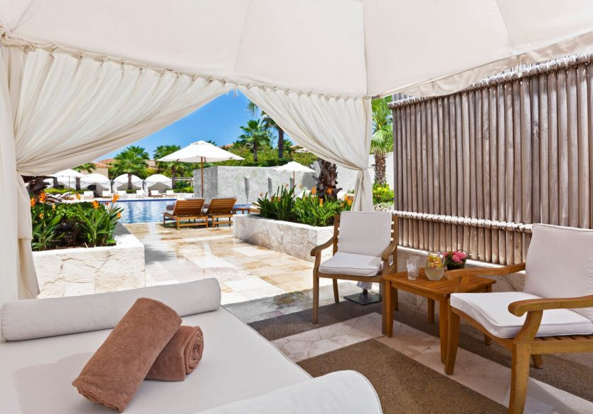 The St. Regis Punta Mita Luxury Resort - Nayarit, Mexico - Cabana Pool View