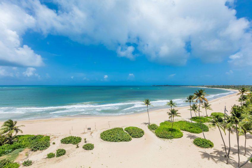 The St. Regis Bahia Beach Luxury Resort - Rio Grande, Puerto Rico - Ocean Drive Residences Oceanfront Views