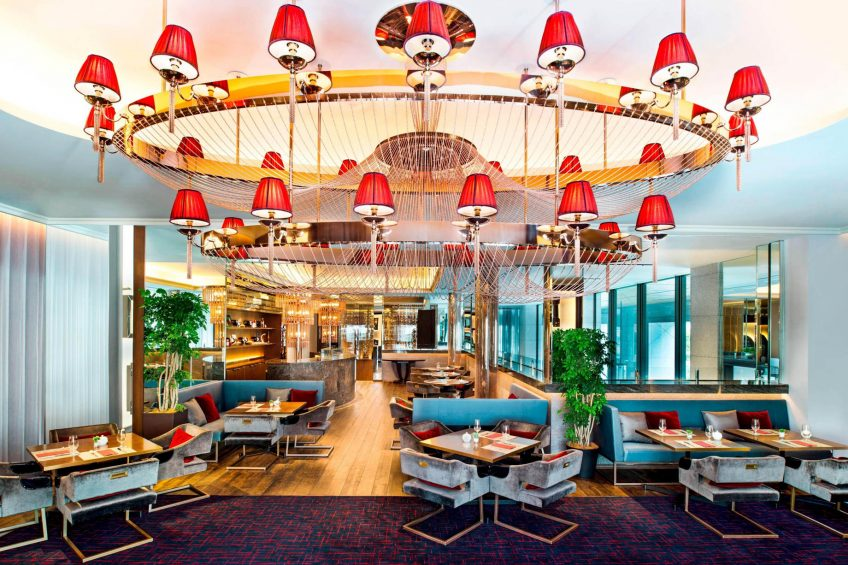The St. Regis Osaka Luxury Hotel - Osaka, Japan - Rue d'Or Restaurant