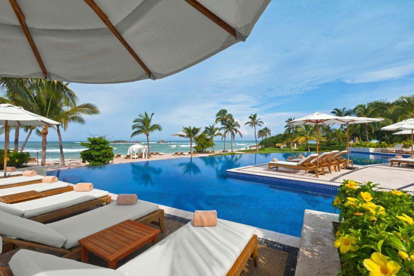 The St. Regis Punta Mita Luxury Resort - Nayarit, Mexico - Pool Ocean View