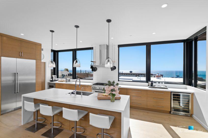 246 30th Street, Hermosa Beach, CA, USA - Kitchen Ocean View