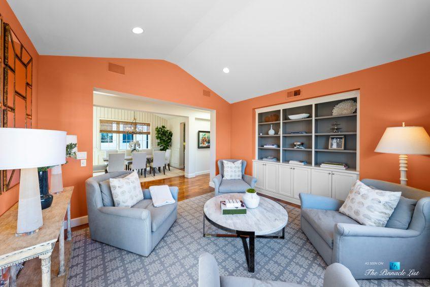 877 8th Street, Manhattan Beach, CA, USA - Reading Den and Dining Room