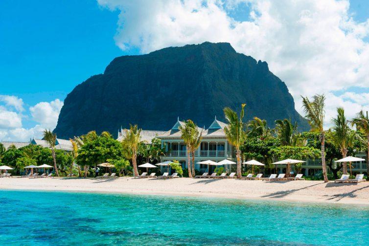The St. Regis Mauritius Luxury Resort - Mauritius - Le Morne Beach