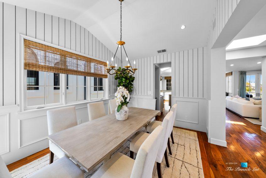 877 8th Street, Manhattan Beach, CA, USA - Dining Room and Living Room