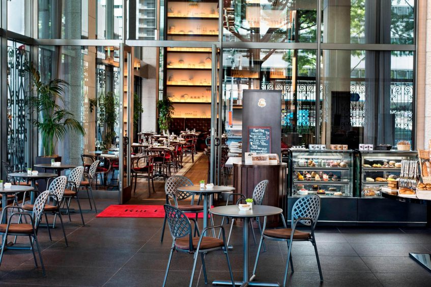 The St. Regis Osaka Luxury Hotel - Osaka, Japan - Boulangerie Rue D 'or